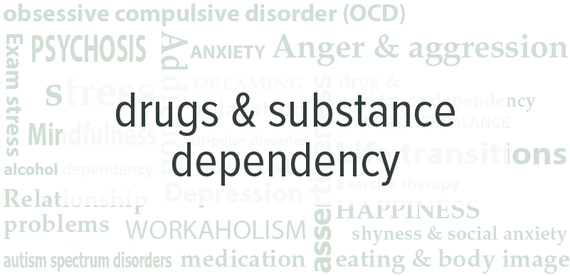 Drug & substance addiction