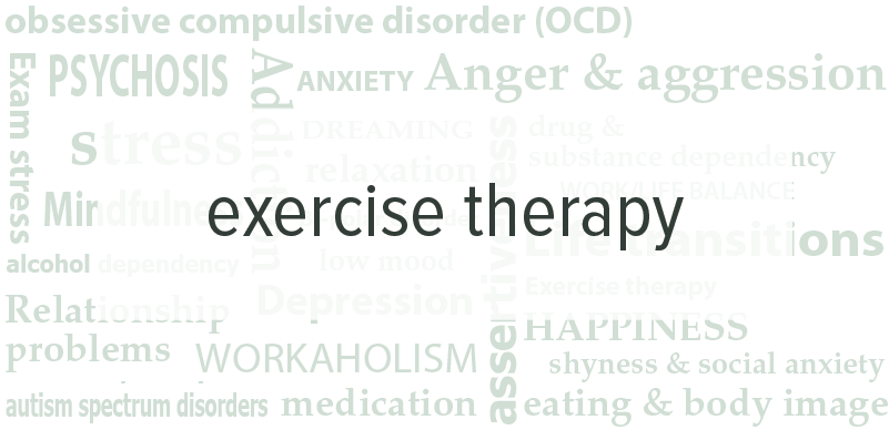 Exercise therapy